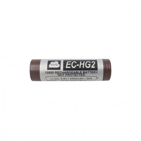 Accu 18650 Enercig EC-HG2 3000mAh 20A (LG HG2)