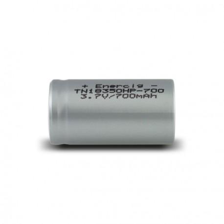 Accu Enercig Li-ion TN 18350 700mAh 14A