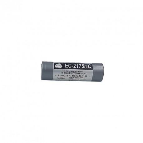 Accu 21700 Enercig EC-2175HC 3830mAh 19A