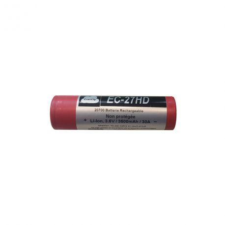Accu Enercig EC 27HD 20700 3500 mAh 30A