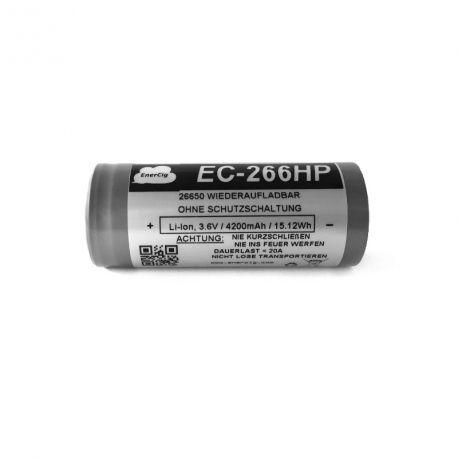 Accu 26650 Enercig EC-266HP 4200mAh 20A